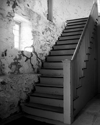 Stairs Poster by Bill Keiran