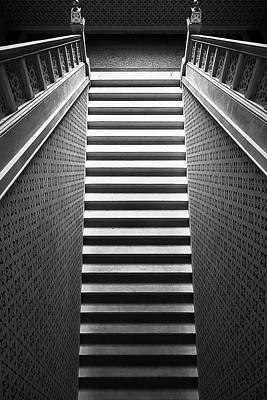 Stairway Poster by Bez Dan