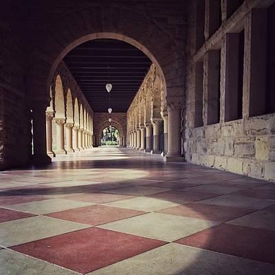 Stanford University #buildings Poster