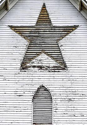 Star Barn Poster