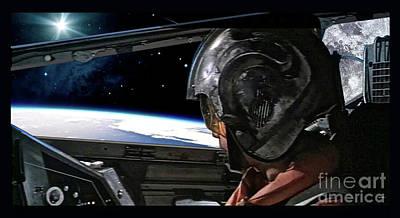 Star Wars, X Wing Starfighter Poster