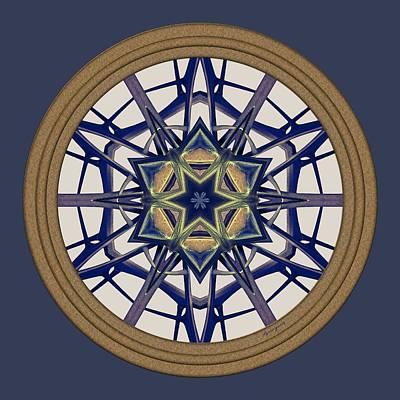 Star Window I Poster
