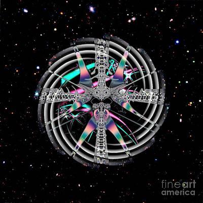 Stargate Wormhole Physics Poster