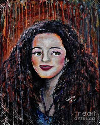 Starletta Poster by Regina Brandt