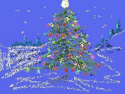 Starry, Starry Night Poster by Carol Berning