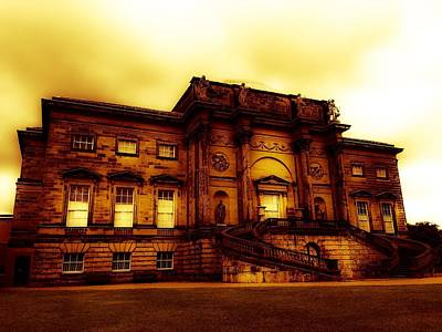 Stately Home Poster by Esoterica