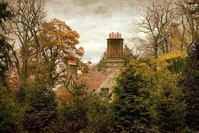 Stately Tudor Poster