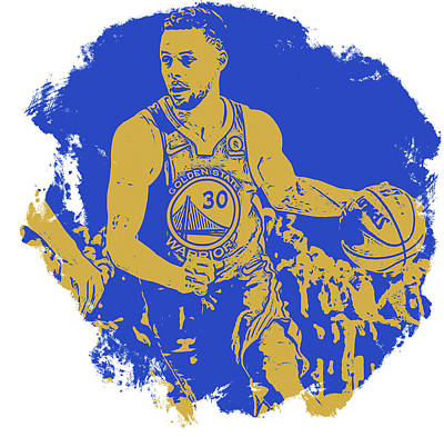 Steph -splash- Curry Poster