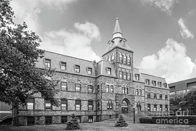 Stevens Institute Of Technology Stevens Hall Poster