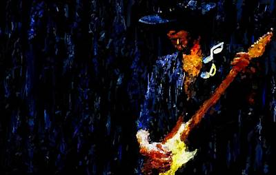 Stevie Ray Vaughan Signed Prints Available At Laartwork.com Coupon Code Kodak Poster