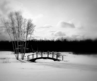 Still Life Of Winter Poster