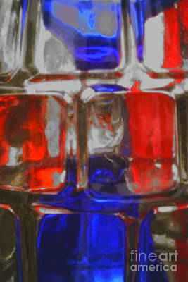 Still Life With The Glass Cups.. Poster by Alexander Vinogradov
