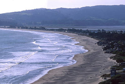 Stinson Beach Poster by Soli Deo Gloria Wilderness And Wildlife Photography