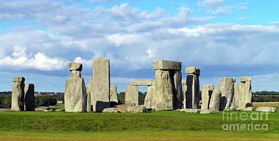 Stonehenge 6 Poster