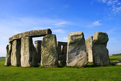 Stonehenge No 1 Poster