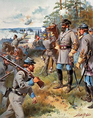 Stonewall Jackson, 1861 Poster