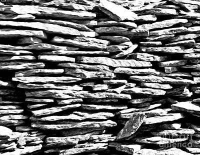 Stonework Poster by Evgeniy Lankin