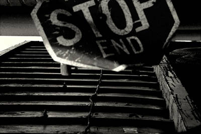 Stop End Poster