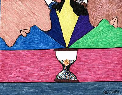 Stopping Time Poster by Briah L Ryan