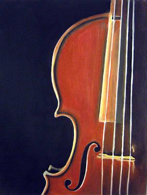 Stradivarius Poster by Dawnstarstudios