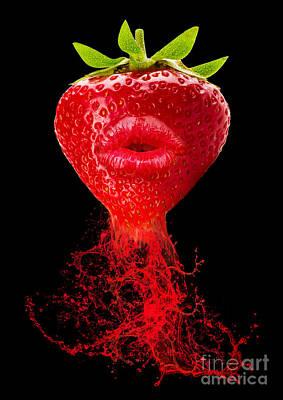 Flavor Poster by Prar Kulasekara