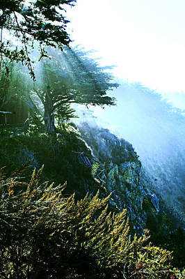 Streams Of Light Poster