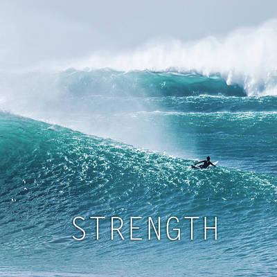 Strength. Poster