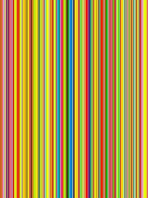 Stripes Of A Moment #v004 Poster