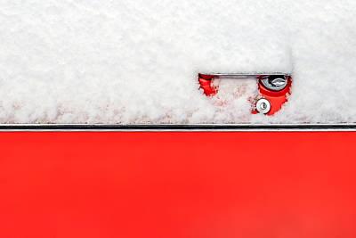 Stripes Of Impala Poster by Todd Klassy