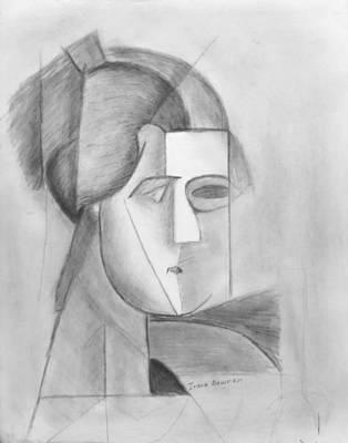 Study Diego Rivera Poster by Irena Bowren