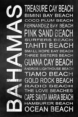 Subway Bahamas 2 Poster