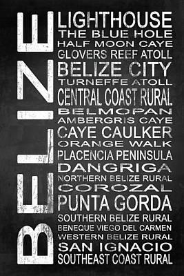 Subway Belize 1 Poster