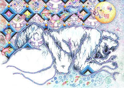 Suenos De Invierno Winter Dreams Poster