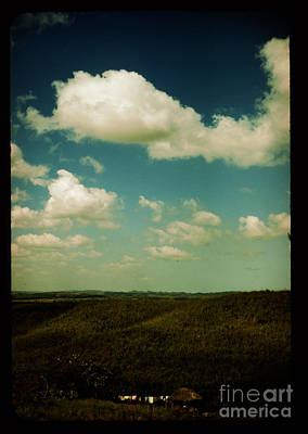 Sugar Cane Land Vicinity Of Rio Piedras Poster by Celestial Images