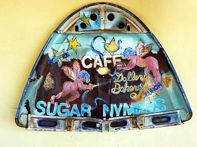 Sugar Nymphs Poster by Joseph Frank Baraba