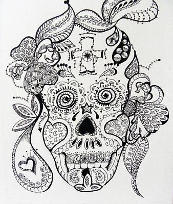 Sugar Skull #1 Poster