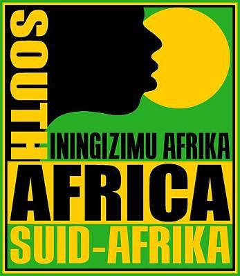 Suid-afrika Poster