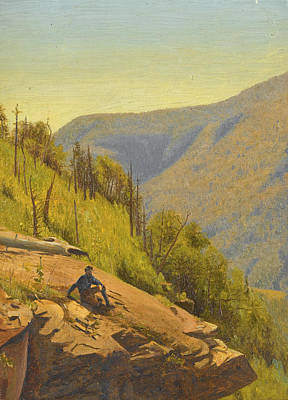 Summer In The Hills 2 Poster by Jervis McEntee