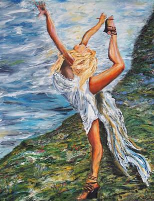 Sun Dancer Nastia Poster