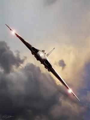 Sundown Approach Poster