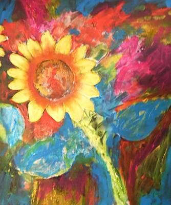 Sunflower Song Poster