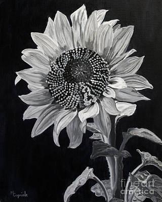 Sunflower Sutra Poster