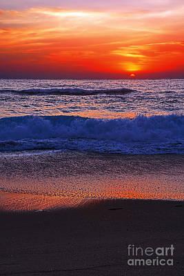 Sunrise Delight 2 By Kaye Menner Poster