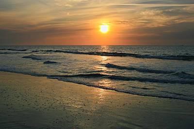 Sunrise Myrtle Beach Poster