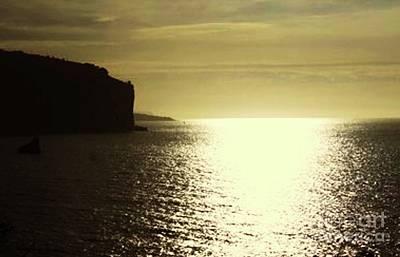Sunrise On The Almalfi Coast Poster