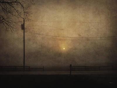 Sunrise On Wilmington Pike Poster