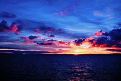 Sunrise Over Western Australia I I I Poster