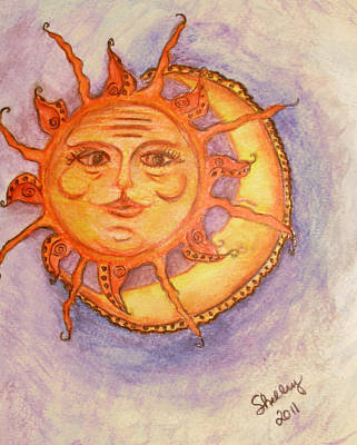Sunrise Poster by Shelley Bain