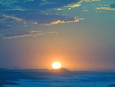 Sunrise Sky Poster