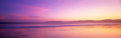 Sunset Point Reyes National Seashore Ca Poster by Panoramic Images